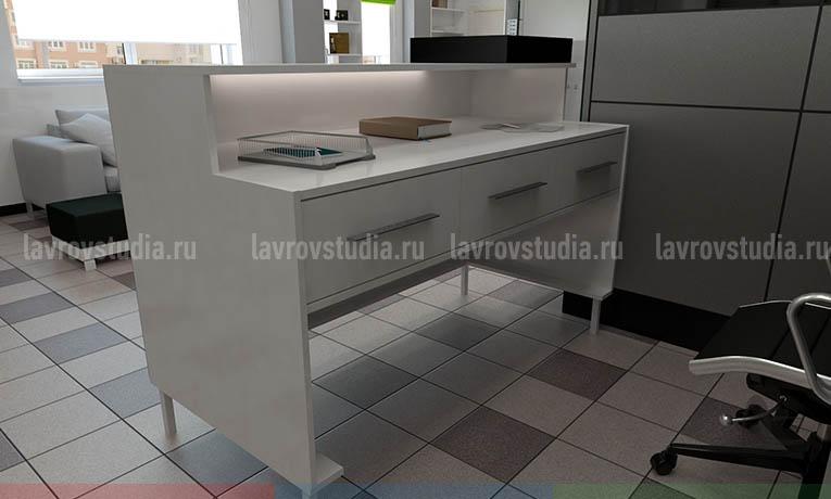 Архитектурная 3D визуализация интерьера, мебели, рекламы