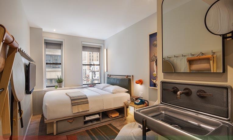 Дизайн гостиницы в стиле прованс