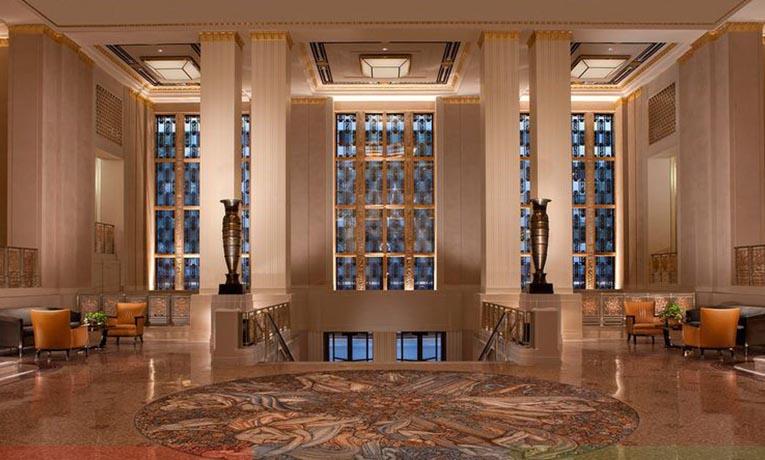 Дизайн гостиницы в стиле Арт Деко